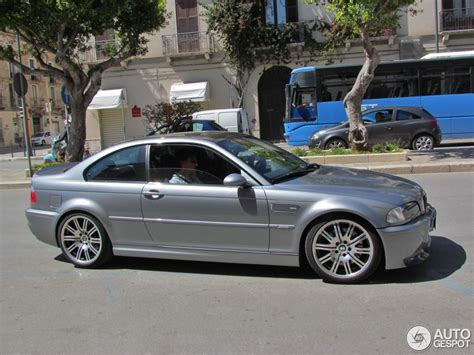 Spotted E46 Bmw M3 Csl