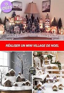 Deco Village De Noel
