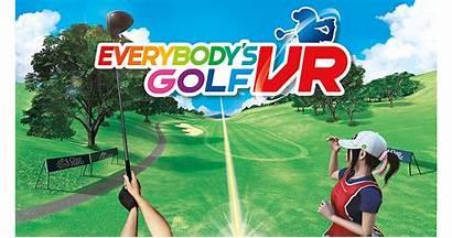 Golf Vr Ps4 Playstation Everybody Everybodys Games