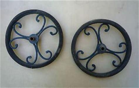 pair replacement iron wheels salterini outdoor lounge