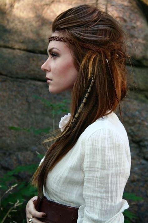 boho chic hairstyles   pretty designs