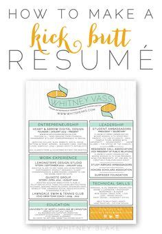How To Make A Free Resume Step By Step by 1000 Images About Best Resumes On