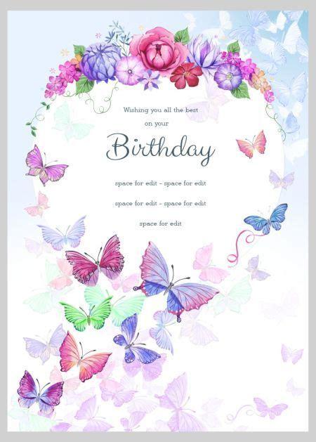 victoria nelson birthday butterflies floral