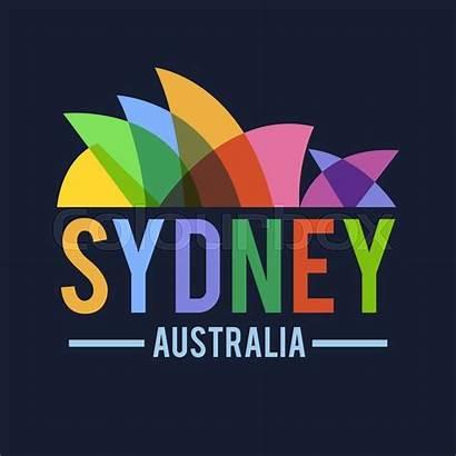 Sydney Opera Australia Icon Vector Illustration Building