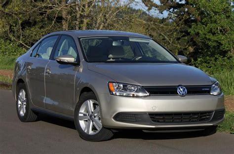 2013 Volkswagen Jetta Hybrid Review