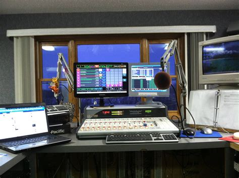 radio station studio radio station studios