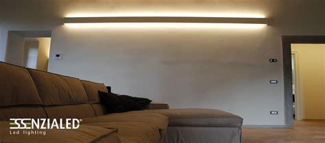 Illuminazione Parete by Righello Lada Parete In Gesso A Led Prodotta