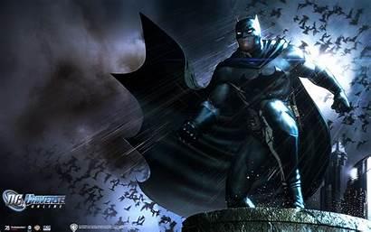 Batman 52 Dc Comics Superhero Background Universe