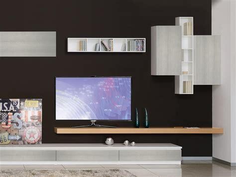 libreria salotto e soggiorno mobili per soggiorno con librerie e porta tv idfdesign