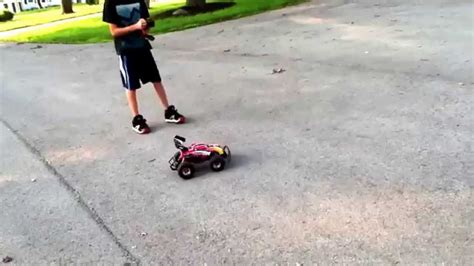15 Mile  Rc Car From Walmart