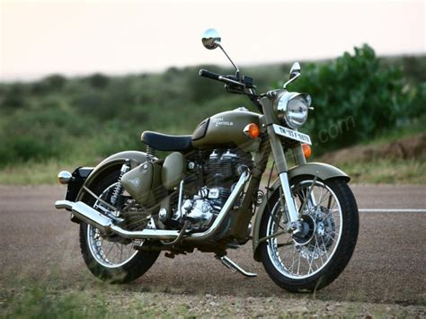 Enfield Classic 500 Image by Enfield Enfield Bullet Classic 500 Moto Zombdrive