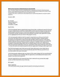 10 application letter for scholarship grant texas tech With application for funding letter template