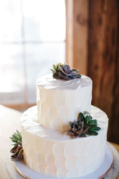 decoration gateau mariage  theme nature  idees pour