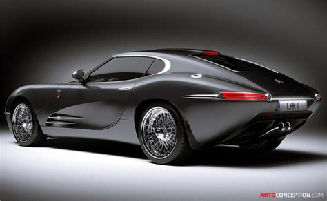 lyonheart  evokes  type jaguar styling