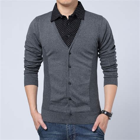dickie sweater dickie sweater collar sweater jacket