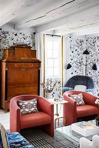 15, Best, Living, Room, Wallpaper, Ideas, For, A, Memorable, Statement