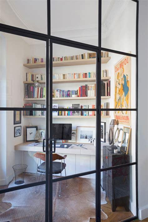 bureau d artiste quel type de cloison verrière atelier d 39 artiste pour
