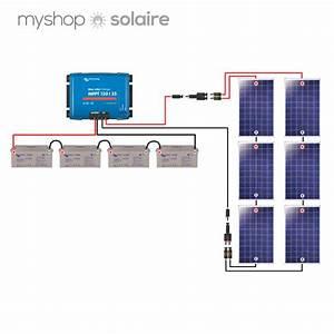 Kit Panneau Solaire Autoconsommation : guide de montage kit solaire autonome 48v 1500w ~ Premium-room.com Idées de Décoration