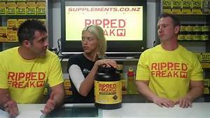 Ripped Freak Protein Powder Review - Supplements Co Nz