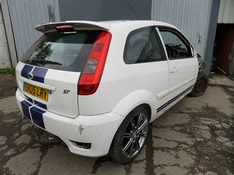 ford st 150 ford st 150 mk6 white breaking spares 2002 2008 side repeater clear ebay