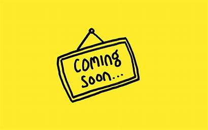 Soon Coming Come Exciting Keep Dates Foodie
