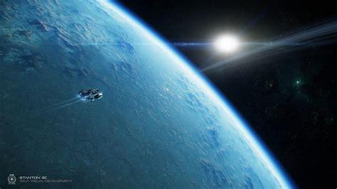 star citizen alpha  released  beacons