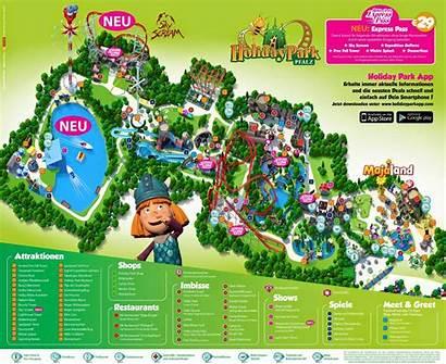 Park Holiday Plan Parc Parks Pratiques Infos