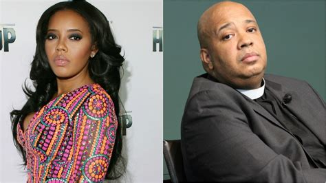 Angela Simmons On Being Scared To Tell Rev Run About Her