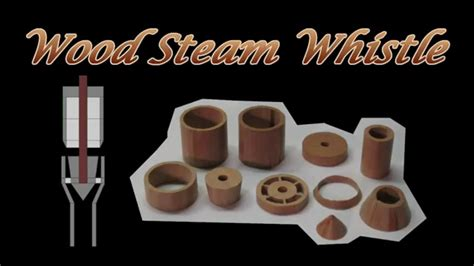 wood steam whistle youtube