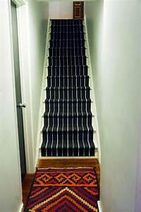 Tapis Escalier Ikea : relooker un escalier avec un petit budget d conome ~ Teatrodelosmanantiales.com Idées de Décoration