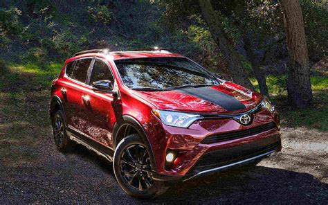 2019 Toyota Rav4 Redesign Info, Features And Release Date