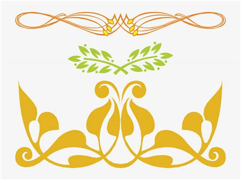floral design abstract floral designs vector art graphics freevector com