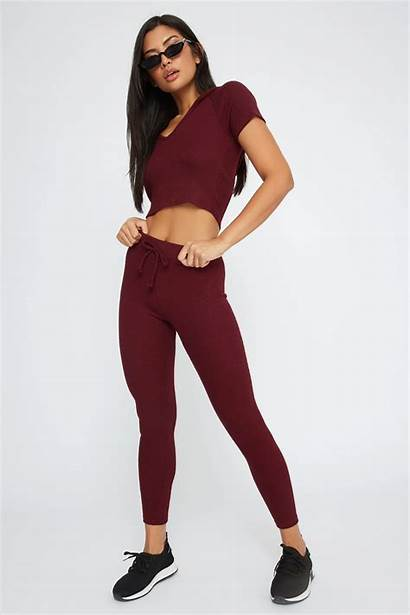 Leggings Outfits Rise Charlotterusse Teen
