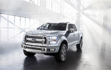 Ford Unveils F 150 Quot Atlas Quot Concept