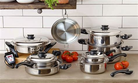 affordable cookware sets   save time money