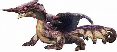Chameleos Monster Elder Hunter Dragon Render Mho