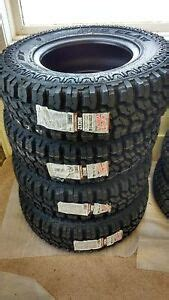 4 new mud claw extreme m t tires 235 75 235 75r15 2357515 load c ebay
