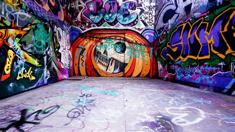 Graffiti Wall Art Wallpaper  Allwallpaperin #2829  Pc En