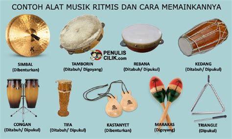 Alat musik ini terdiri dari sebuah kulit yang disebut sebagai kepala yang dipakaikan di atas sebuah mangkuk besar yang secara tradisional terbuat dari tembaga. 8 Contoh Alat Musik Ritmis dan Cara Memainkannya - Penulis ...