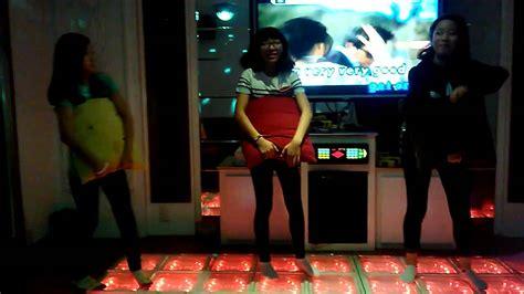 노래방에서 춤 개발한 Youtube