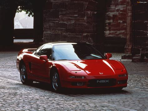 Pictures of Honda NSX (NA1) 1990–2001 (1600x1200)
