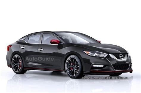 2020 Nissan Maximas 2020 nissan maxima nismo price concept 2020 nissan