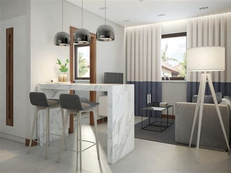 interior home design for small spaces functional scandinavian style apartment in white gray