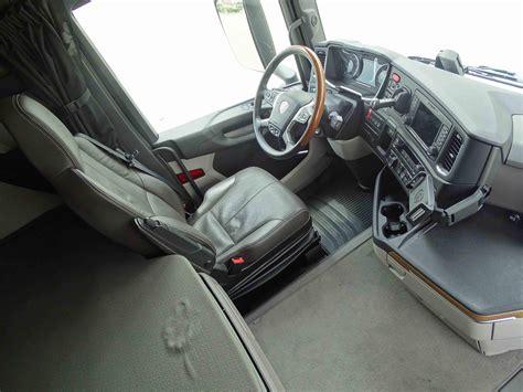 Interni Scania R - scania r 500 prova a prendermi se riesci vado e torno