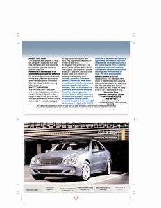 W211 Quick Owners Manual 2005 Us Pdf  2 18 Mb