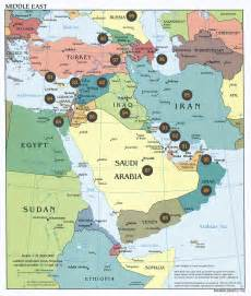 Countries_Middle-East