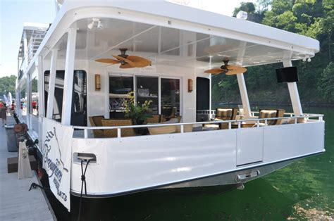 Houseboat New Orleans by Sumerset Houseboats Trifecta Houseboats