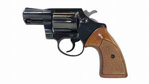 Nra Gun Of The Week  Colt Detective Special