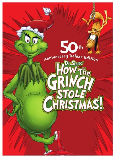 Dr Seuss How The Grinch Stole Christmas Complete Deluxe