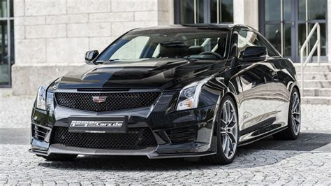 geiger cars infuses cadillac ats  coupe   attitude